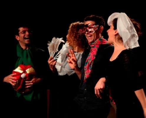 ערב צחוקים שלא ישכחו - תיאטרון פלייבק ואימפרוביזציה | פלייגו