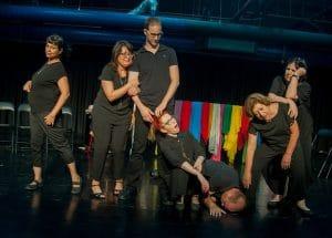 מופע פלייבק ואימפרוביזציה לבני נוער - תיאטרון פלייגו
