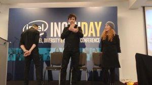 סימולציות עם שחקנים - מופע סימולציות לחברת אינטל - תיאטרון פלייגו